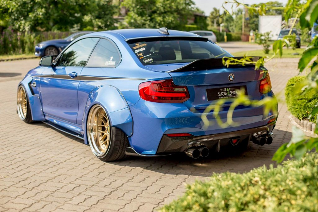 bmw lodz showandshine stance